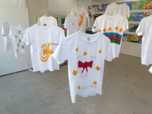 低学年クラスTシャツデザイン